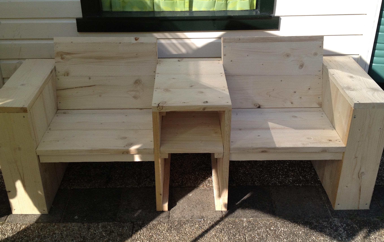 Steigerhout meubelen handgemaakt en op maat gemaakt